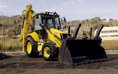 New Holland B90B 4wd Tractor