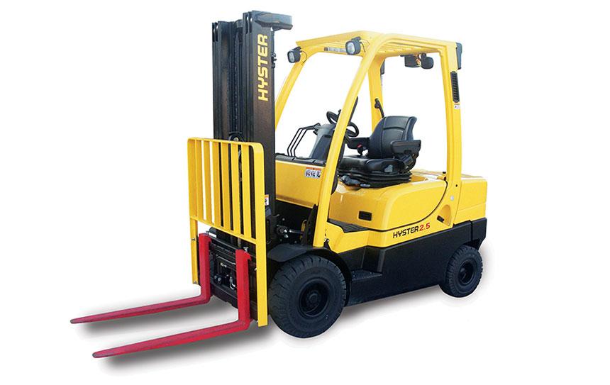 Hyster Forklift - 3 0 Tons Diesel | Burmac